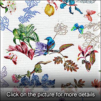 Printed Fabrics Jet Freedom Dis. 6770 Var. 000103 S1