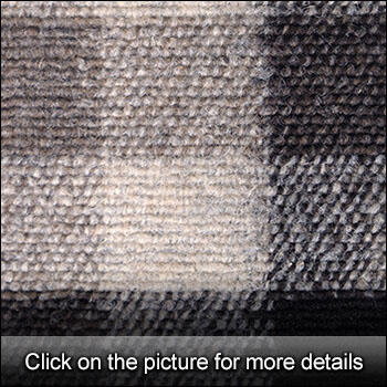 Woven fabrics - Textile composition: 50% Virgin Wool (WV), 40% polyestere (PL) and 10% acrylic (PC). Height: cm 145 and weight: gr.mtl 380