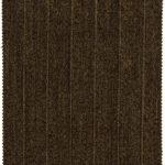 Samples of textile compositions: 55% viscose (VI), 40% virgin fleece wool (WV) and 5% elastan (EA).