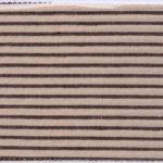 Samples of textile compositions: 75% cotton (CO), 23% linen (LI) and 2% elastan (EA).
