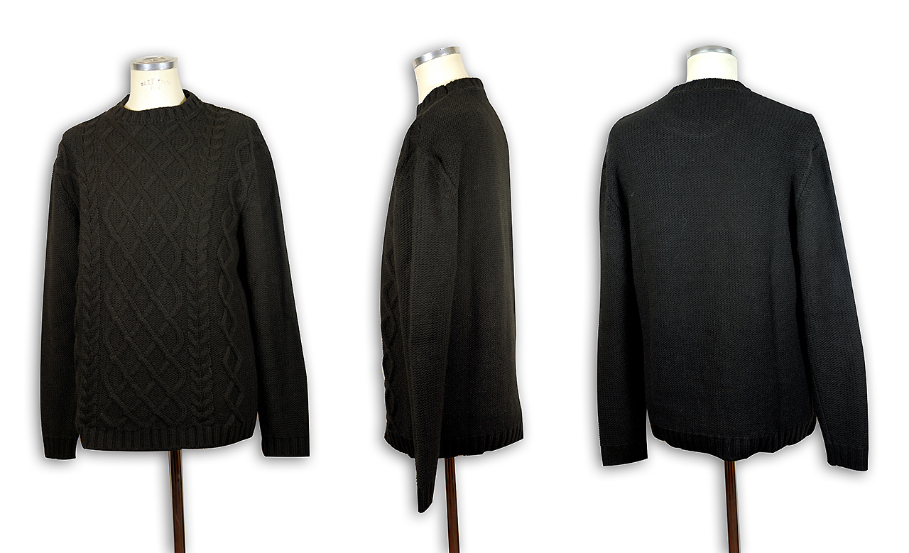 Sweater from man code 7952