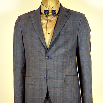 Suits + Jackets<br />From 25 € upward