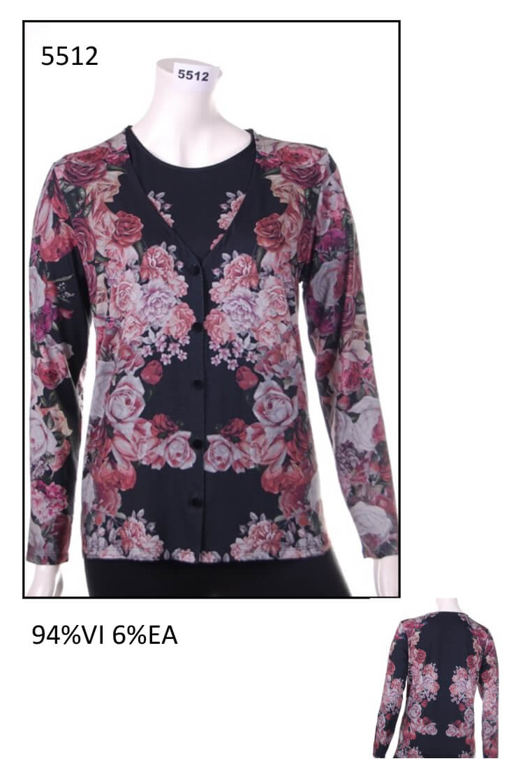 Cardigan from woman code 5512