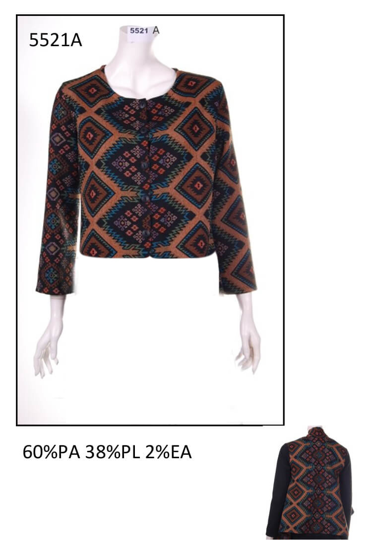 Woman sweater code 5521A