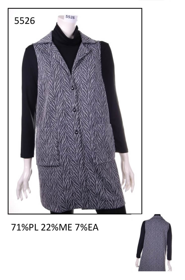 Waistcoat from woman code 5526