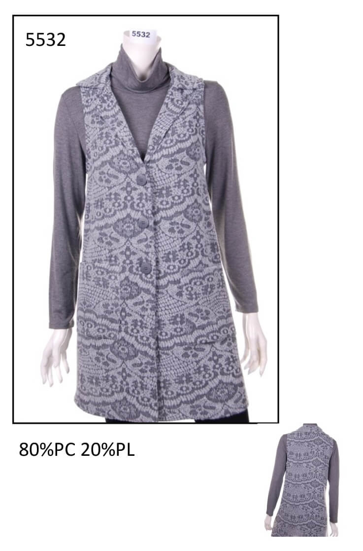 Waistcoat from woman code 5532