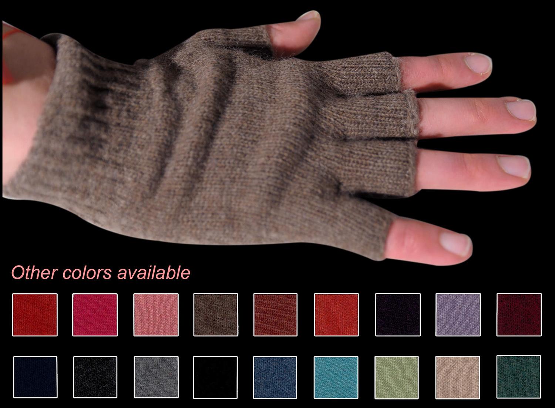 Man glove color tabacco code 263