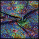 Samples of textile compositions: 100% silk (SE). Available quantities per meter!