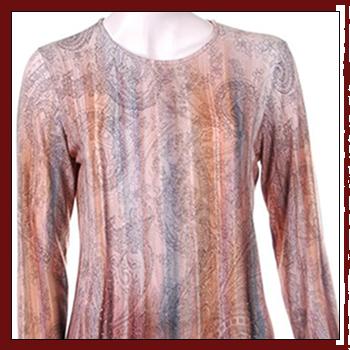 Woman knitwear - Fibers: 94% viscose (VI) and 6% elastam (EA)
