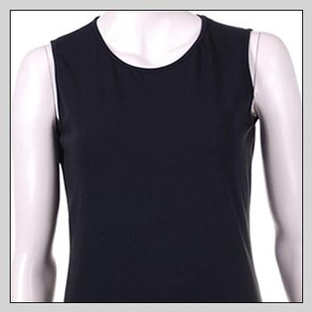 5462 woman t-shirt. Composition: 95% viscose (VI) and 5% elastam (EA).
