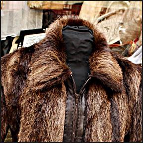 Man furs