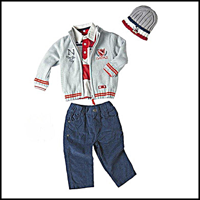 Kid - Boy clothes and accessories