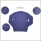 <h5>Composition: <strong>100% Cashmere Fine, Gauge 12 and Fast Dyed</strong>.</h5>