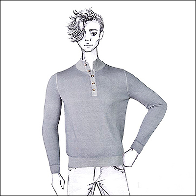Knitwears men's collections