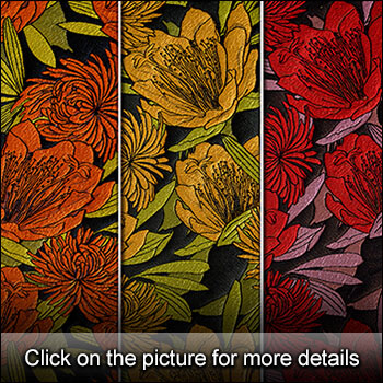 Jacquard - Height: cm 145 and weight: gr.mtl 320