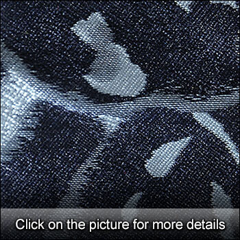 Jacquard - Composition: 100% polyestere (PL). Height: cm 155 and weight: gr.mtl 265