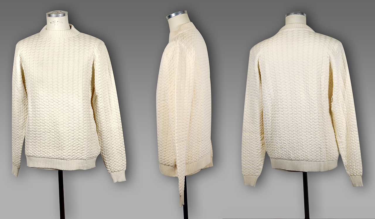 Sweater from man code 7946