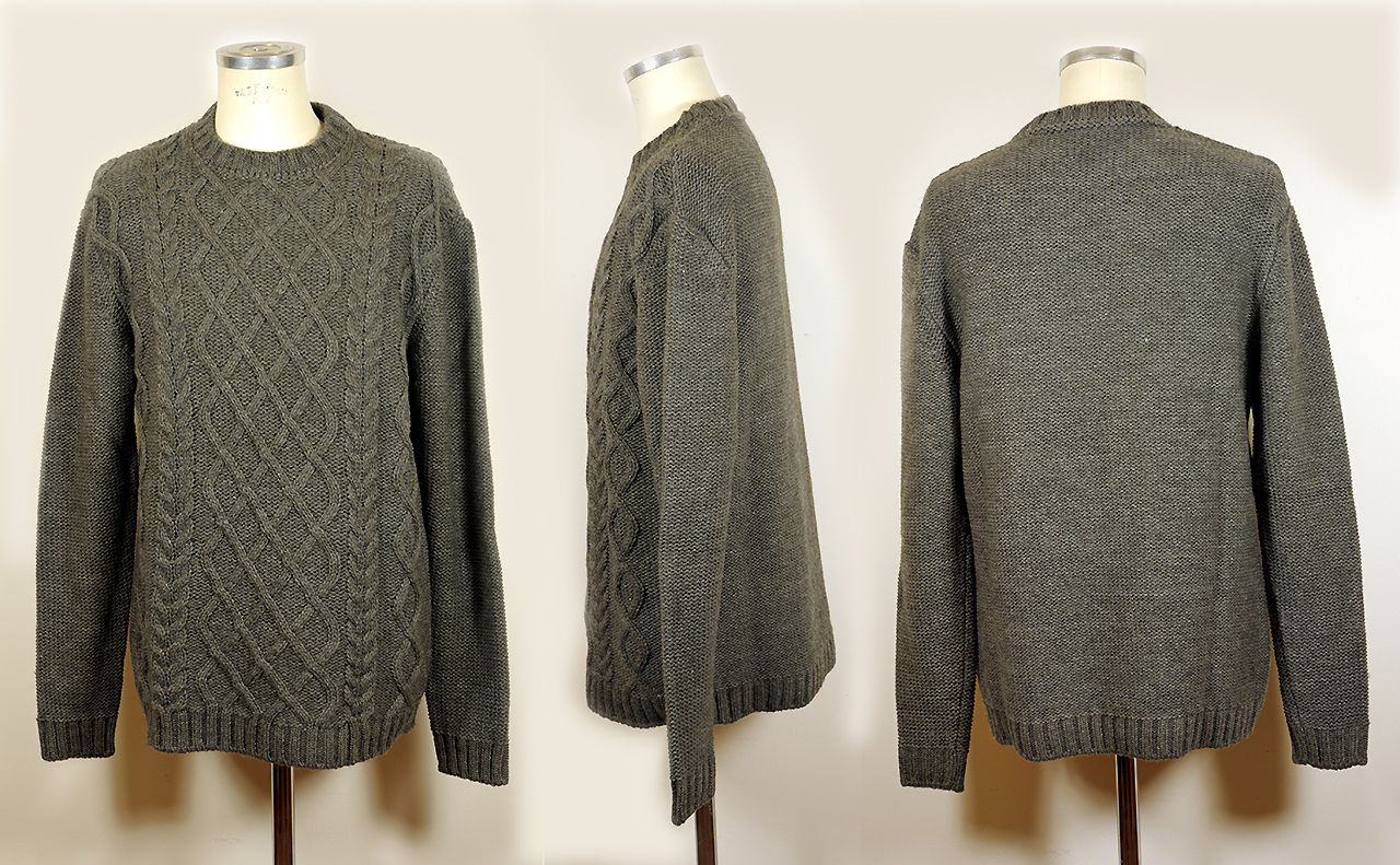 Sweater from man code 7965