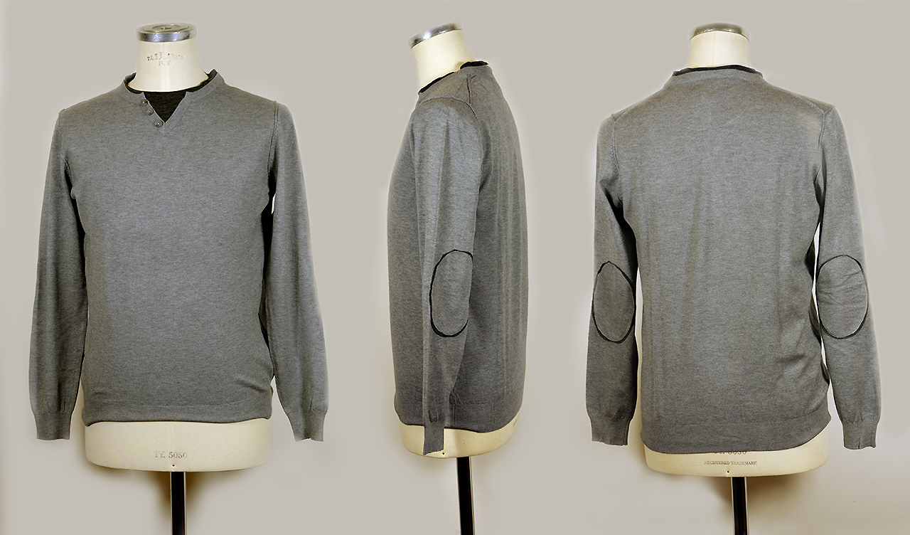 Man sweater code 7981