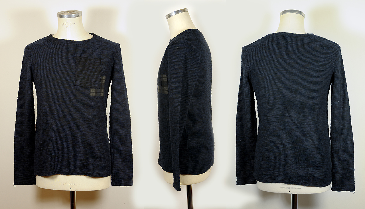 Sweater from man code 7985