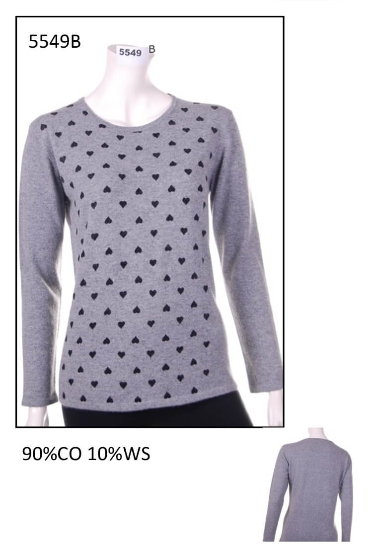Sweater from woman code 5549B