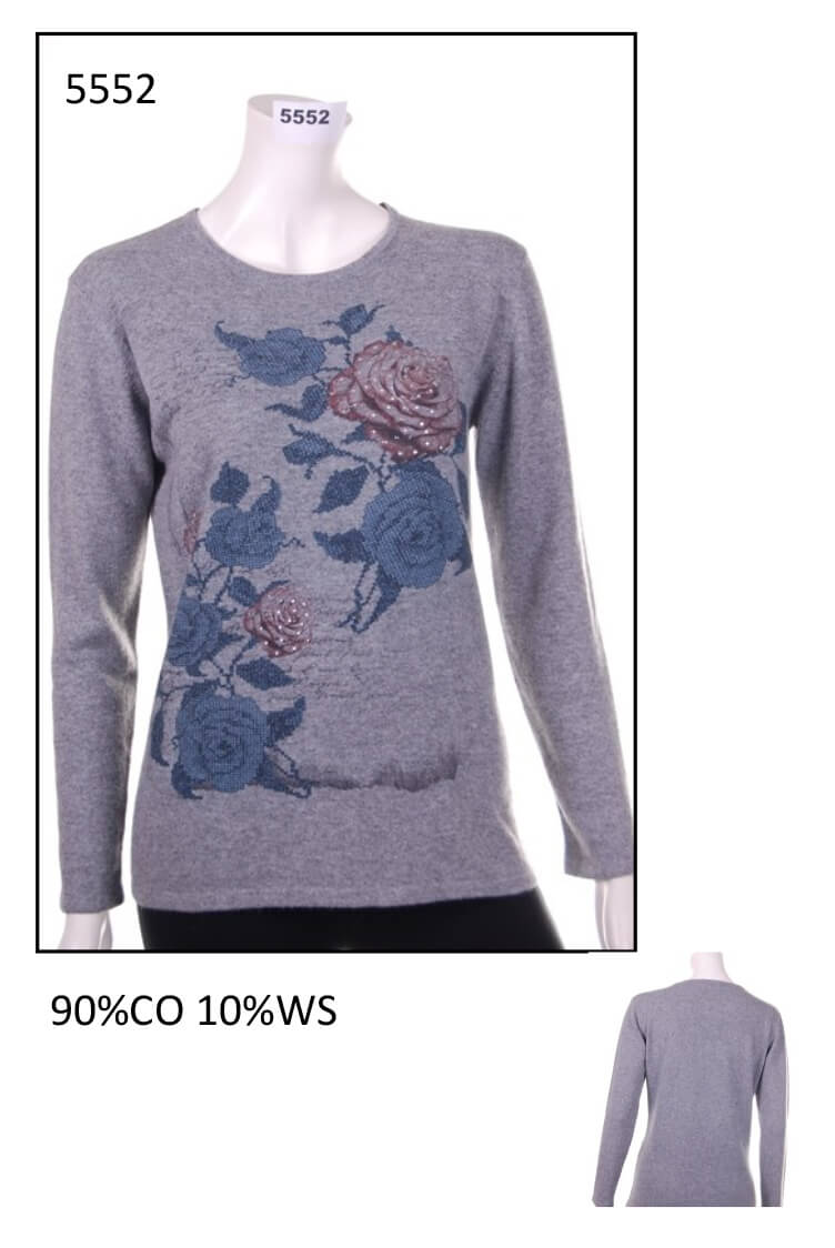 Sweater from woman code 5552