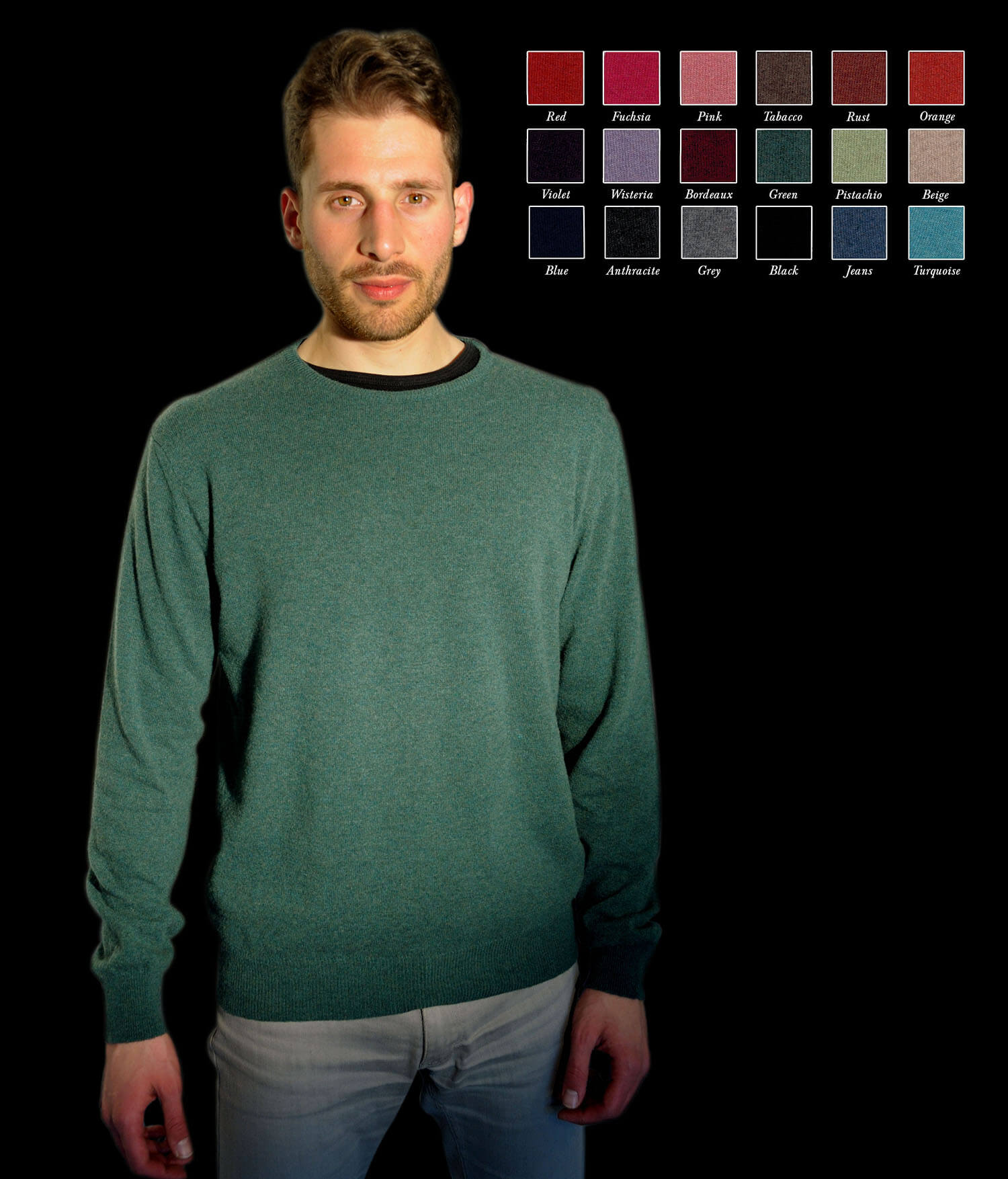 Man sweater code 101 PA