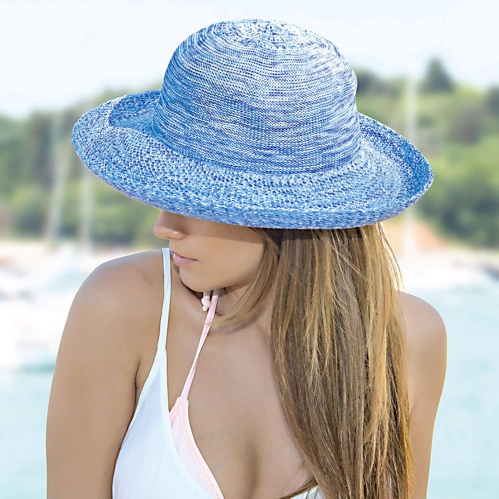 Sydney woman hat. Hand washable.
