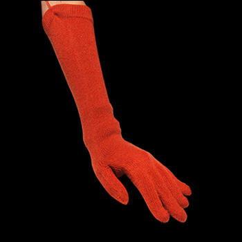 Gloves of cashmere - 17,60 euro