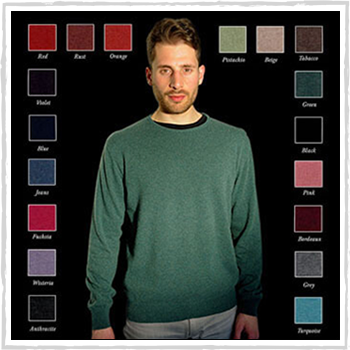 Man sweaters code 101 PA (Price: 36,50 or 45,00 €)