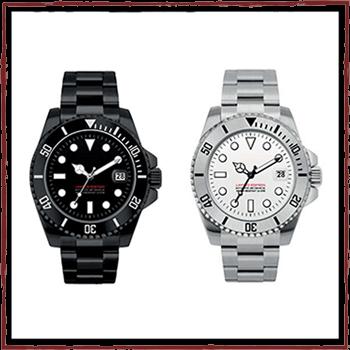 Limited Edition - Швейцарское Watchs. Корпус: нержавеющая сталь, водонепроницаемость: 10 ATM и браслет: нержавеющая сталь 20/18 мм.