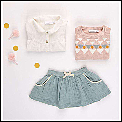 Kid - Girl clothes